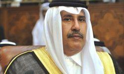 """حمد بن جاسم يغرد بذكرى حصار قطر.. """"دمر الحلم"""""""