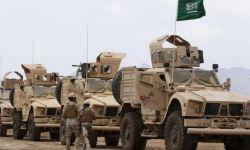 انفجار عبوة ناسفة أثناء مرور قوة سعودية في عدن اليمنية