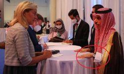 ساعة وزير الخارجية السعودي مصنوعة من الذهب بتكلفة 150 ألف ريال