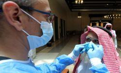 السعودية على أعتاب تسجيل نصف مليون إصابة بكورونا