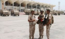 آل سعود يعترفون بتفشي كورونا في أوساط قواتهم بعدن وتحويل مستشفيات المدينة لحجر صحي