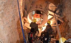 وفاة 6 عمال داخل أنبوب مياه قيد الإنشاء في مملكة آل سعود