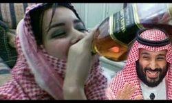 فيديو صادم: الكحول علنا في شوارع السعودية