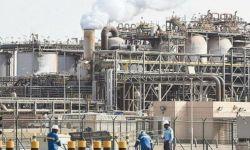 انخفاض الإنتاج الصناعي في مملكة آل سعود بنسبة 22.4%