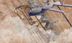 رد انصارالله السريع على مغازلة محمد بن سلمان.. سلاح الجو اليمني يدك قاعدة الملك خالد الجوية.