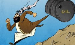 الذباب الإلكتروني لآل سعود يحرض على رسام كاريكاتير فلسطيني