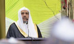 مسؤول بنظام آل سعود يشارك بفعالية داعمة للاحتلال الإسرائيلي