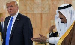 """ترامب: بدأت حواراً مع الملك سلمان حول السلام مع """"إسرائيل"""""""