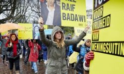 عشرات الكتاب الألمان يدعون السعودية للإفراج عن الناشط بدوي