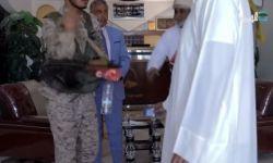 إرهاب على الهواء مباشرة ضد مسئولا يمنيا فضح مؤامرات آل سعود