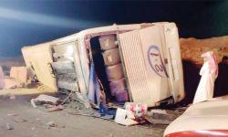 لسوء الإدارة ورداءة الطرق وفاة أكثر من 30 معتمرًا وإصابة 5 آخرين بين مكة والمدينة