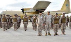 السعودية ترسل تعزيزات عسكرية إلى عدن