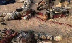 الحوثي يقتل جنود سعوديين بقصف معسكر في نجران