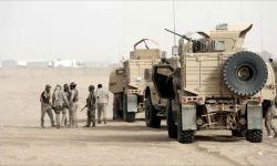 القوة السعودية تنسحب.. والحزام الأمني يحاول اقتحام عاصمة شبوة