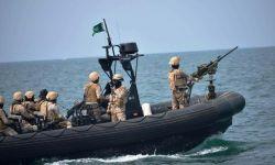 التحالف السعودي ياحتجز 14سفينة مشتقات نفطية يمنية
