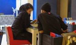 المقاهي المختلطة واجهة جريئة للرياض الجديدة