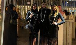 راقصات عاريات في حفل زفاف بالرياض لأول مرة في تاريخ المملكة