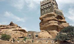خادم الحرمين يسرق ويدمر آثار اليمن