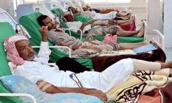 عاصفة الحزم تسبب بوفاة 32 ألف مريض يمني