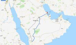 صاروخ حوثي على الدمام.. فوق رؤوس الأمريكيين والقواعد السعودية