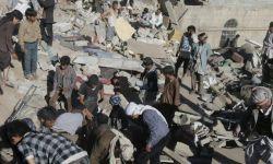 التحالف السعودي يرتكب مجزرة جديدة في صعدة