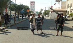 قوات المجلس الانتقالي تطرد قوات سعودية وتمنعها من دخول ميناء عدن