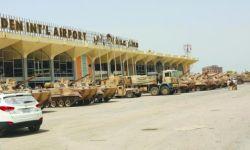 توتر بين قوات سعودية وقوات المجلس الانتقالي بمطار عدن