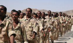 مئات الجنود اليمنيين يتركون الحد الجنوبي السعودي