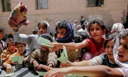 أكثر من 16 مليون يمني يعانون انعدام الأمن الغذائي
