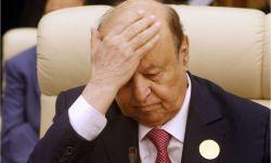 عبدربه منصور هادي دمية سعودية وأداة بيد الإصلاح