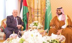 محمد بن سلمان يهدّد محمود عباس