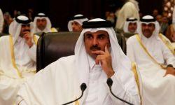 """باختصار شديد ودون """"لف ودوران"""".. لن يحضر أمير قطر قمة الرياض"""