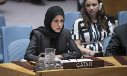 سفيرة قطر لدى الأمم المتحدة تهاجم دول الحصار بشدة