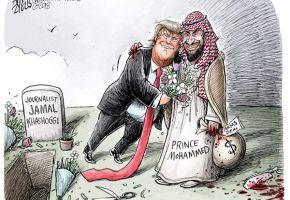 ديون السعودية ارتفعت منذ تولي بن سلمان 375% بـ2019