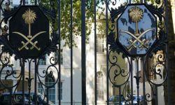 تجديدات وصيانة بسفارة الرياض في دمشق تنذر بإعادتها للعمل