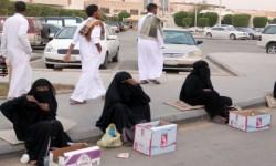 مملكة النفط تقبض على 2800 متسول سعودي