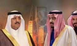 الملك «سلمان» محذرا الأمير «أحمد»: العرش لـ«محمد» شئتم أم أبيتم