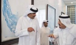 تصرفين متناقضين للملك سلمان.. مراسم استقبال السعودية لزيارة أمير قطر المفاجئة