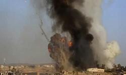 طيران العدوان يلقي قنابل عنقودية ويقتل 4 صيادين بساحل الحديدة