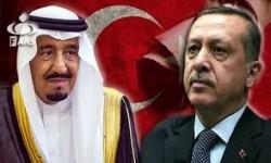 نفوذ السعودية يتقلص وإردوغان ينحاز للمعسكر الرابح