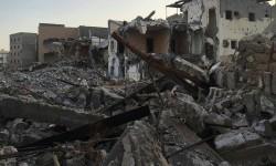 ''حي المسوّرة'' في القطيف سوّي بالأرض بعد إزالة مبانيه