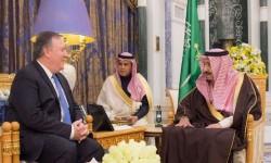 سلمان يستقبل مدير وكالة الاستخبارات المركزية الأمريكية المثير للجدل