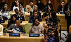 المبعوثة الأممية للشباب تنسحب من فعالية لمؤسسة مسك