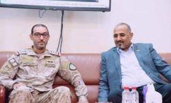 آل سعود ينصّبون العميد مجاهد العتيبي حاكما عسكريا لعدن.. واستياء من صمت الانتقالي