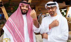 نيويورك تايمز: محمد بن زايد يتدخل الشؤون الداخلية للسعودية وهو من عيّن بن سلمان